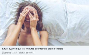10 min pour faire le plein d'énergie_Mylène GUILLOT-Magnétiseuse Rebouteuse Relaxologue