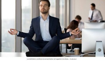 Méditation de pleine consience : méditer au bureau EBEME