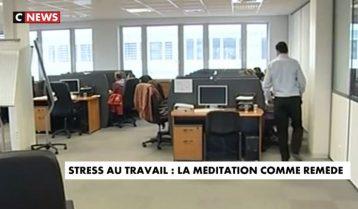 Relaxologie de pleine conscience et Magnétisme EBEME : stress au travail, la méditation comme remède
